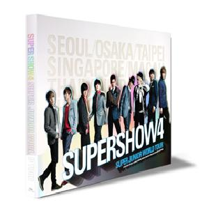 [PhotoBook] Super Junior - World Tour Concert [Super Show4] (+Postcard 10p)