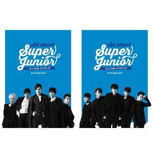 Super Junior - All About Super Junior [TREASURE WITHIN US] DVD PREVIEW