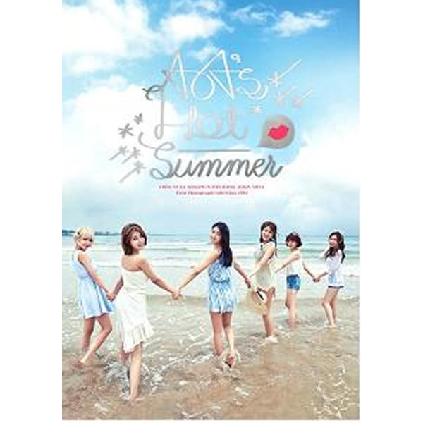[Photobook] AOA - AOA's HOT Summer