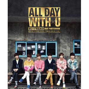Boyfriend - 2nd Photobook [ALL DAY WITH U]