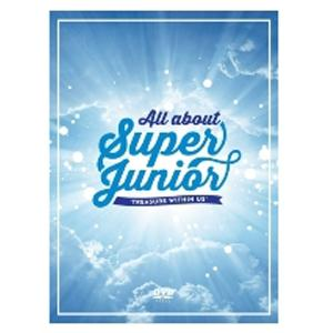 [DVD] Super Junior  - All About Super Junior [TREASURE WITHIN US]