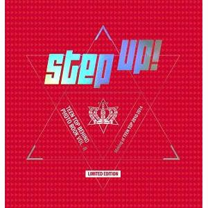TEEN TOP - Behind Photo BOOK vol. II [Step Up!]