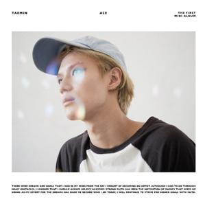 SHINEE : TAEMIN - vol.1 ACE
