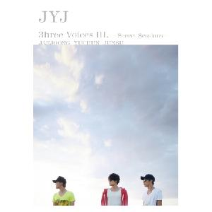 [DVD] JYJ 3hree Voices Ⅲ (Secret Sessions)