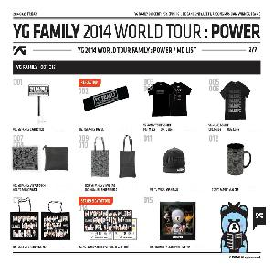 KRUNK T-SHIRT [YG FAMILY MD]