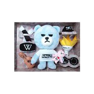 KRUNK X YG FAMILY PLUSH TOY [YG FAMILY MD]
