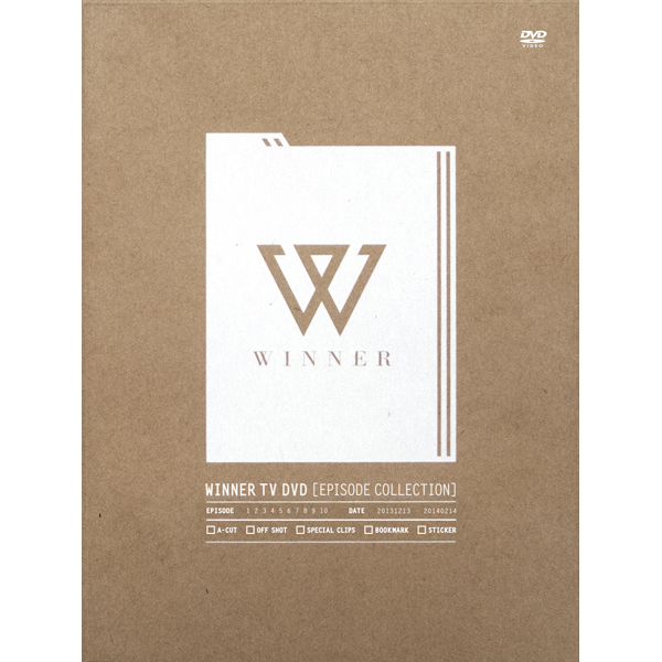 WINNER - TV DVD [EPISODE COLLECTION]
