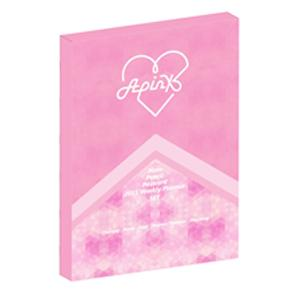 Apink - Stationery Package (Note Set + Pencil Set + Photo Postcard Set + 2015 Weekly Planer)