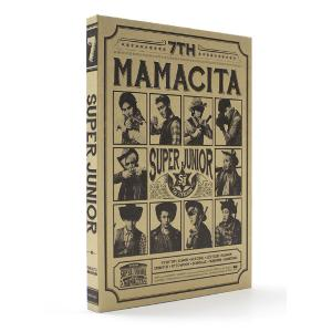 Super Junior - Vol.7 [MAMACITA] (B Ver.)