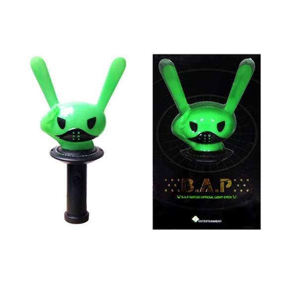 B.A.P - OFFICIAL LIGHT STICK [B.A.P LIVE ON EARTH WORLD TOUR] (without battery)