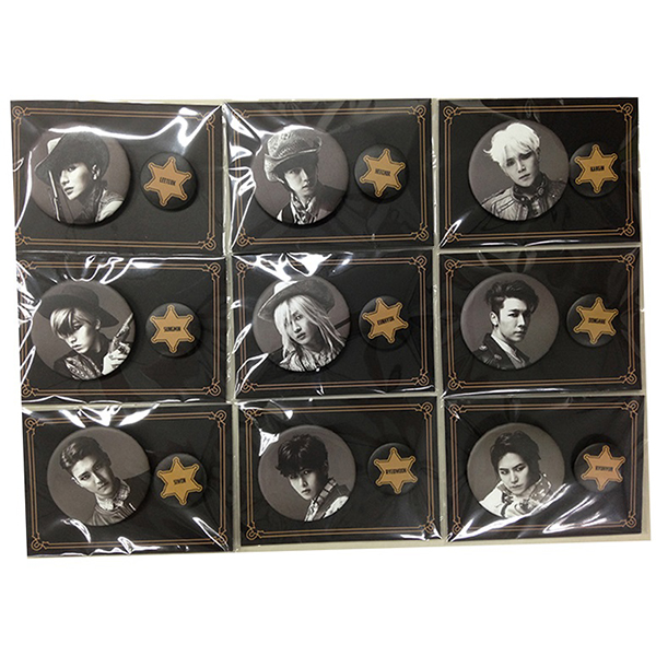 Super Junior - MAMACITA Button Set