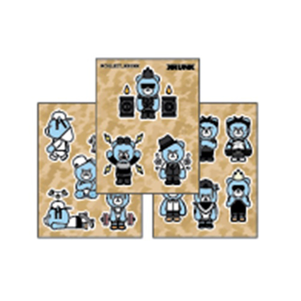 TAEYANG RISE - KRUNK STICKER SET