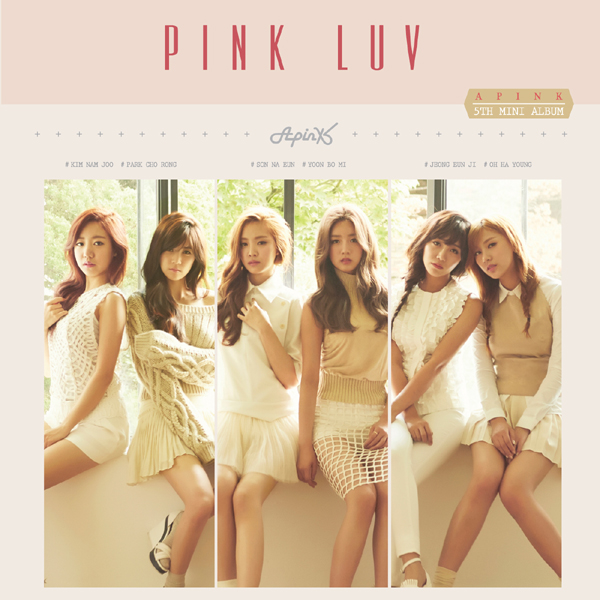 Apink - Mini Album Vol.5 [PINK LUV]