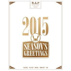 B.A.P - 2015 SEASON GREETING