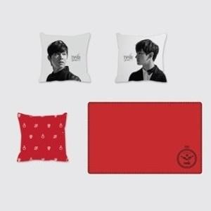 [TVXQ T1STORY] Cushion Cover & Blanket