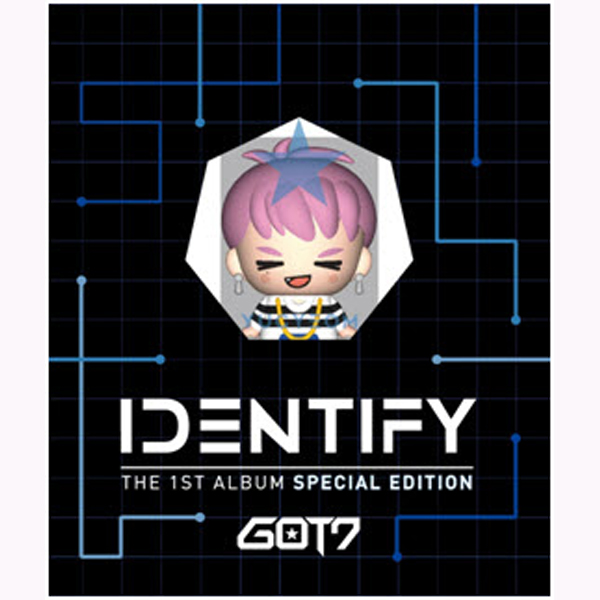 GOT7 - Vol.1 [Identify] (Special Edition_YUGYEOM)