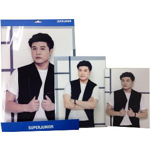 [SUM] Super Junior - STATIONERY SET (Shin Dong)