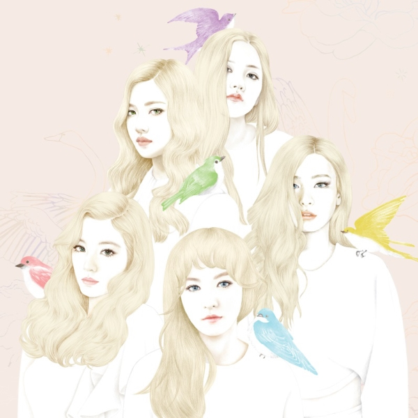 Red Velvet - Mini Album Vo.1 [Ice Cream Cake](Random Cover)