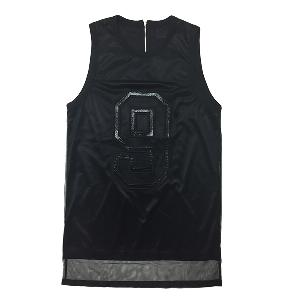 NONA9ON - [WOMEN'S] MESH SLEEVELESS TOP