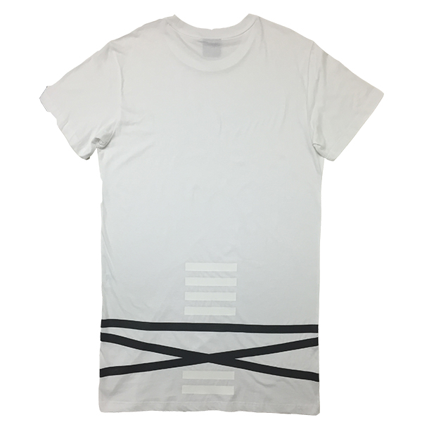 NONA9ON - [MEN'S] ROMAN NN9N LOGO SHORT SLEEVE T-SHIRT
