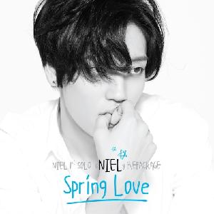 NIEL : TEEN TOP - Repackage Album [Spring Love]