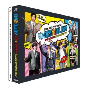 2PM - 2PM X HOTTEST 5TH FANMEETING DVD