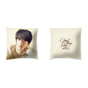 JUNGYONGHWA(CNBLUE) - ONE FINE DAY Cushion Cover [FNC Official MD Goods]