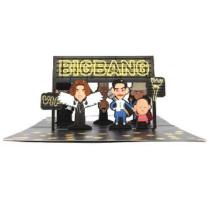 BIGBANG ART TOY POP UP CARD [BIGBANG 2015 ART TOY MD]