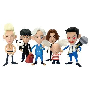 BIGBANG ART TOY FIGURE