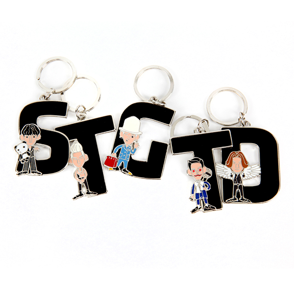 BIGBANG ART TOY KEYRING [BIGBANG 2015 ART TOY MD]