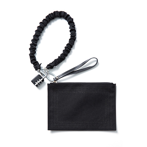 [The Celebrity] EXO - D.O. Sprin Lock + Pouch