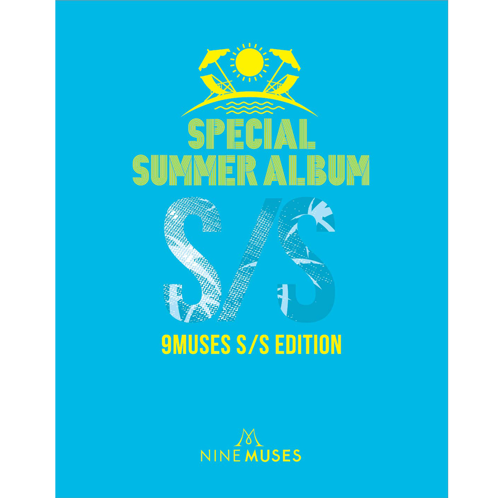Nine Muses - S/S Edition + Photobook 92p
