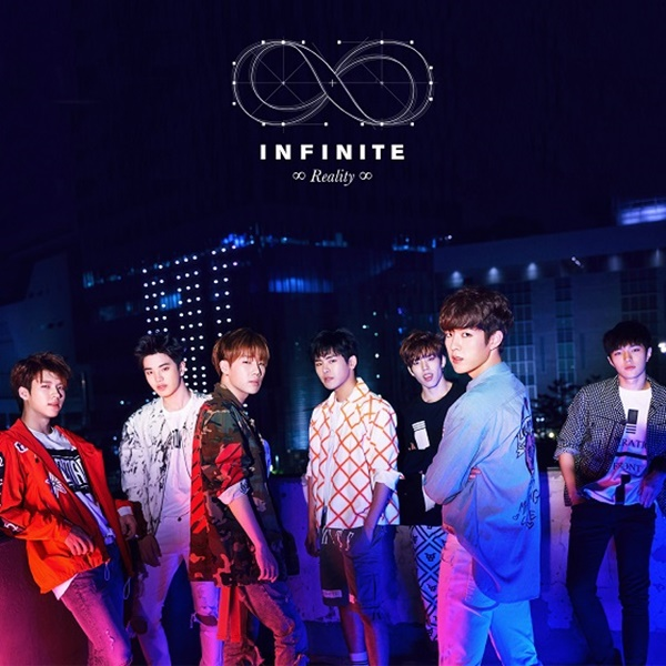 Infinite - Mini Album Vol.5 [Reality] (Normal Ver.)