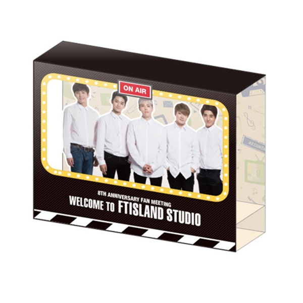 FTISLAND - POP UP CARD [WELCOME TO FTISLAND STUDIO]