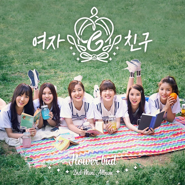 GFRIEND - 2nd Mini Album [Flower Bud]