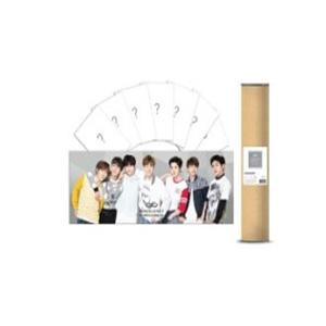 INFINITE EFFECT - POSTER SET(8PCS) [2015 INFINITE 2ND WORLD TOUR]