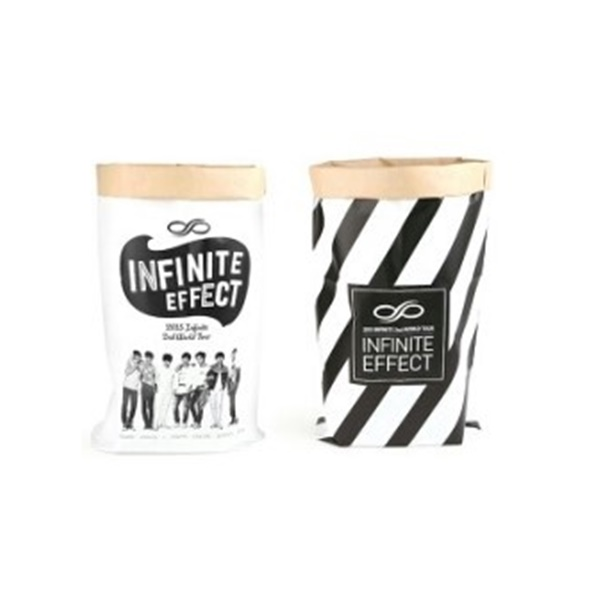 INFINITE EFFECT - PAPER BAG(2PCS) [2015 INFINITE 2ND WORLD TOUR]