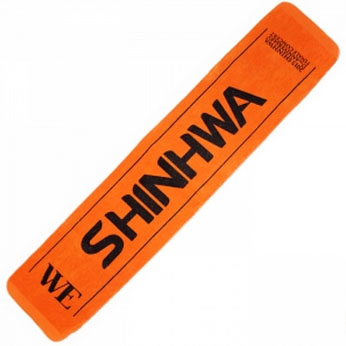 2015 SHINHWA  [WE] FINALE - Slogan Towel