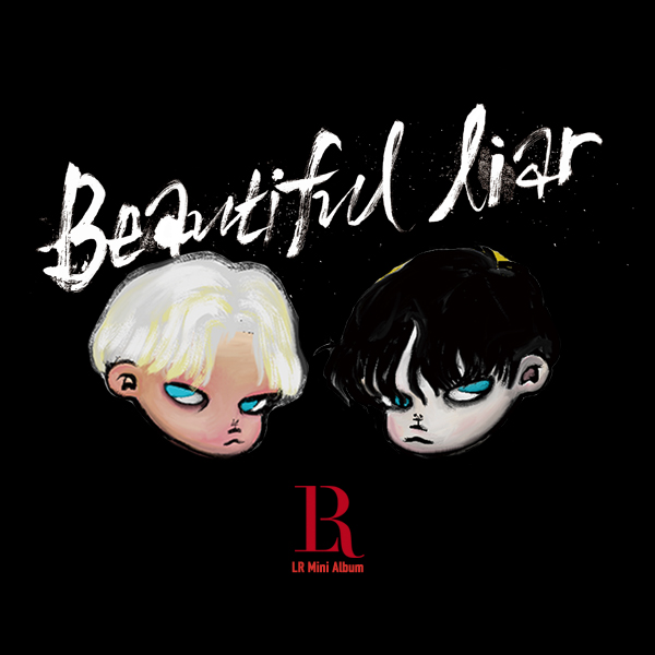 VIXX LR - Mini Album Vol.1 [Beautiful Liar] LEO RAVI