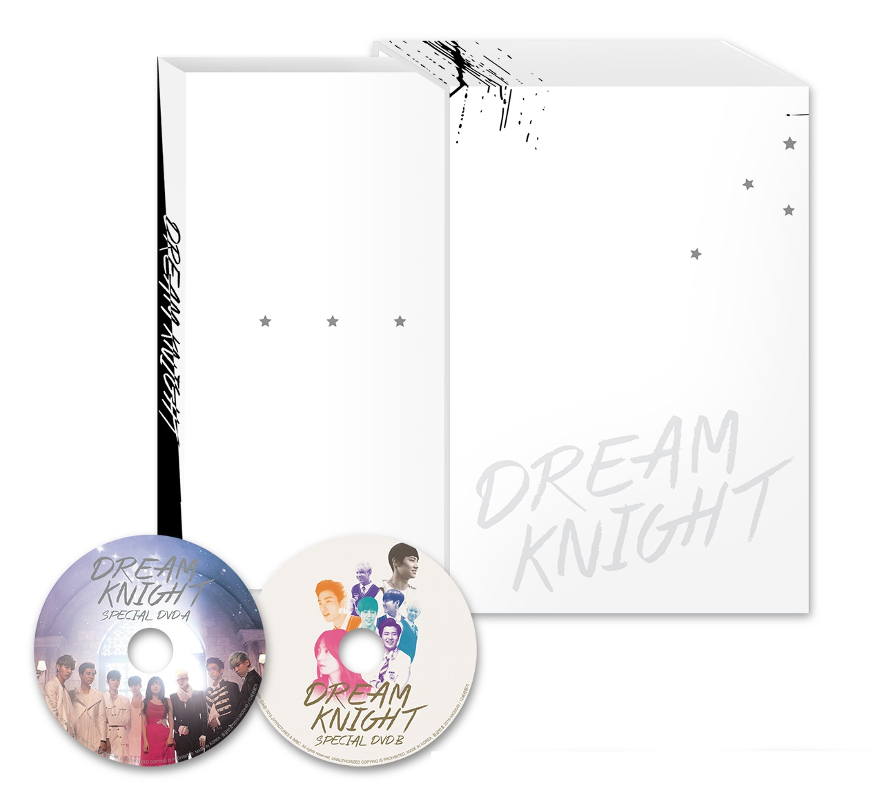 [DVD] GOT7 -Dream Knight