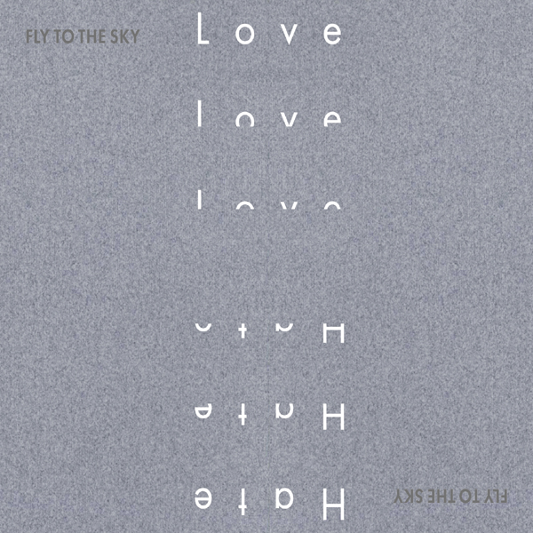 [Not for Sale] Fly To The Sky - Mini Album Vol.1 [LOVE&HATE] (Only ship out Album / Not include poster, special gift)