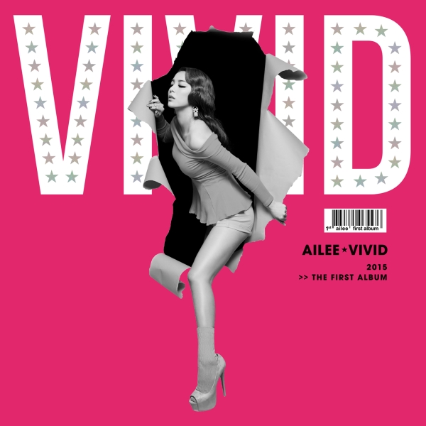 Ailee - Album Vol.1 [VIVID]