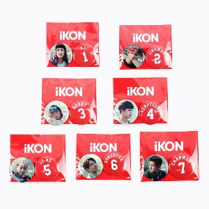iKON - BADGE SET [iKON SHOWTIME DEBUT CONCERT MD]