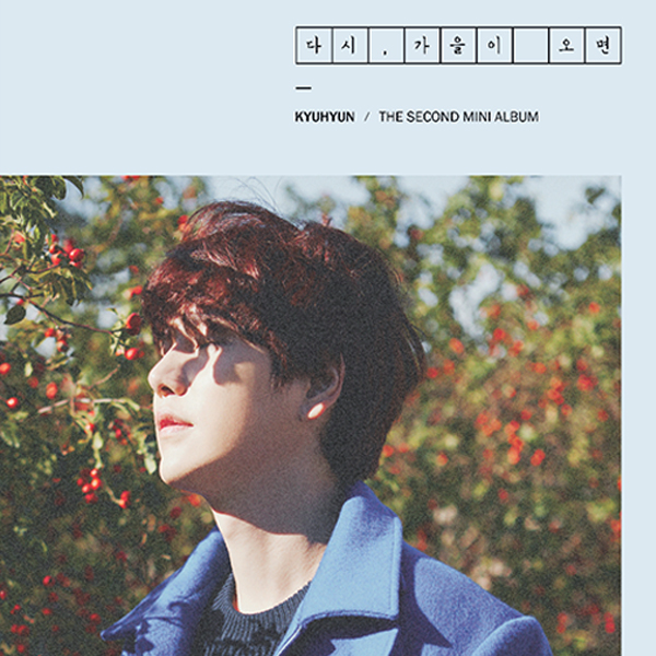 Super Junior : Kyu Hyun - Mini Album Vol.2 [Again, autumn comes]