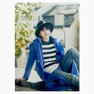 [SUM] Super Junior : Kyu Hyun - A4 Photo [Again, autumn comes] _(A)