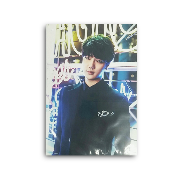 [SUM] Super Junior - A4 Photo [MAGIC] (YeSung)