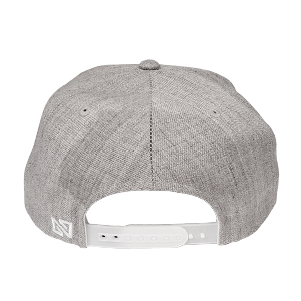 [iKON BOBBY] NONA9ON - ROMAN Ⅸ SNAPBACK (M.Grey)