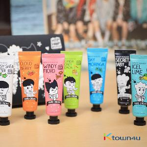 [Costagram][BTS] HIP HOP MONSTER HAND CREAM 7SET