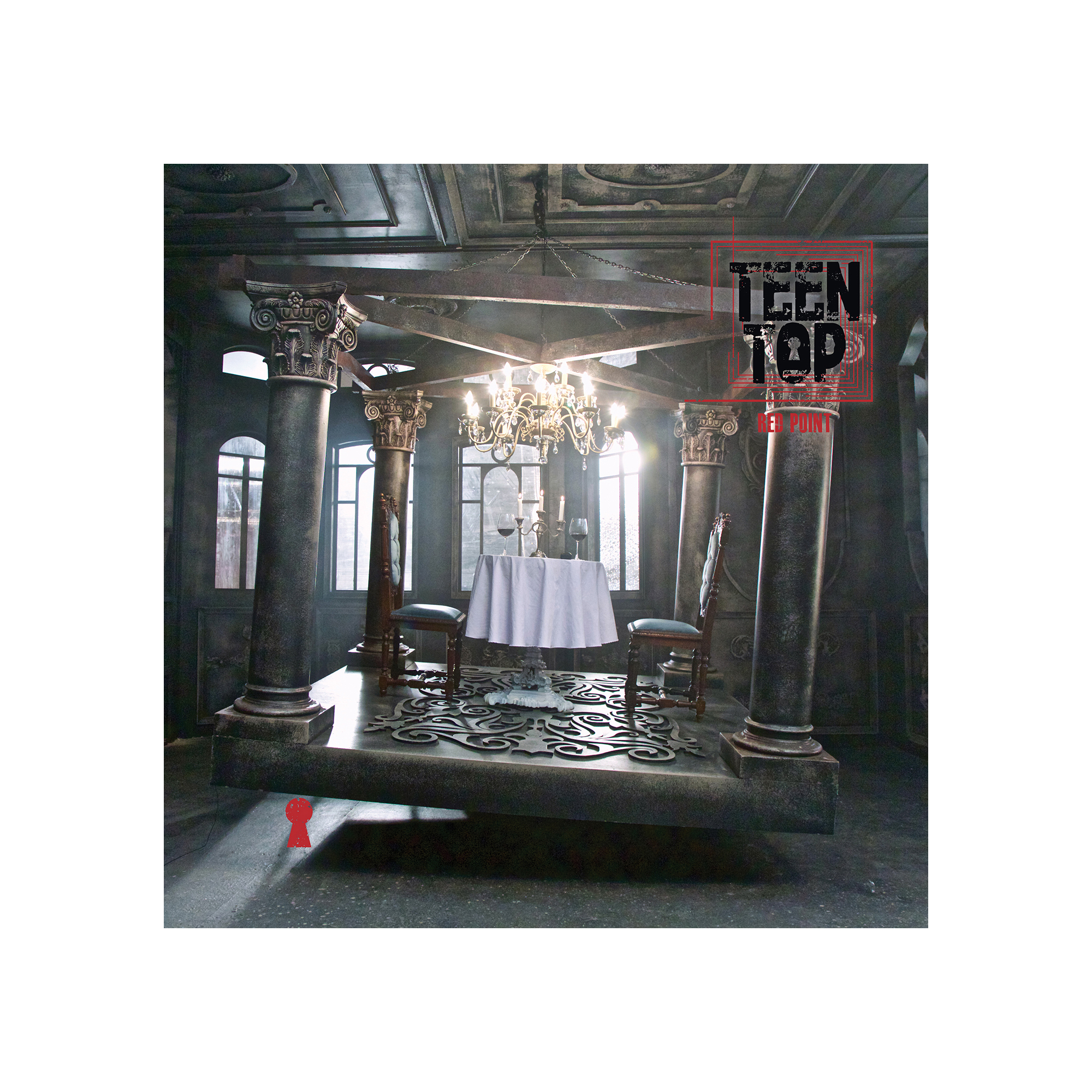 TEEN TOP - Mini Album Vol.7 [RED POINT] (URBAN)