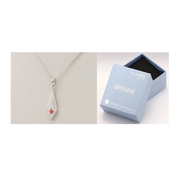 (Swarovski Crystal) SHINee - SHINee Official necklace